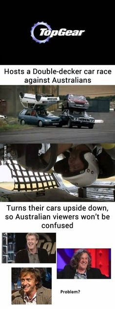 Top Gear doe  // funny pictures - funny photos - funny images - funny pics - funny quotes - #lol #humor #funnypictures