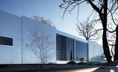 Mirror image: Casa Invisibile launches Delugan Meissl's prefab concept | Architecture | Wallpaper* Magazine