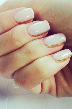 15 Unique Wedding Manicure Ideas | StyleCaster