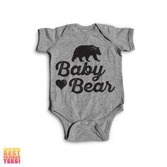 Baby Bear | Onesie