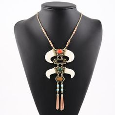 Vintage Ethnic Necklace