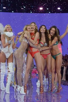 Victoria's Secret show 2015: See every single picture