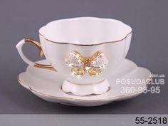 Артикул: 55-2518 Чашка с блюдцем принцесса 220мл 2пр Цена и наличие: http://posudaclub.kiev.ua/chainaja_para/20349-chajjnyjj-nabor-2-pr..html