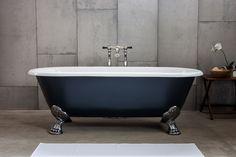Le Piaf by Catchpole & Rye #industrial #bathroom #design