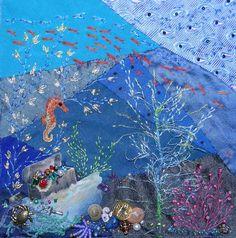 Seahorse ~~~ undersea design