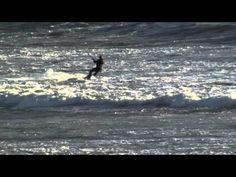60 Seconds Windsurfing on Ocean Beach | San Francisco | http://newsocracy.tv
