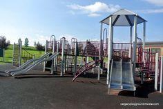 St. Jerome School Playground - calgaryplaygroundreview.com St Jerome School, Spray Park, Water Spray, Playgrounds, Calgary, Elementary Schools, High School, City, Places