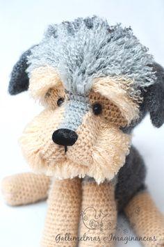 Hoy quiero presentaros a un perrito muy muy especial ^^  Sé que todos los son jejeje Y que siempre lo digo! Pero es que Dabuten, o Dabu como...