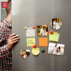 Did you know that with CanvasChamp you can create photo magnets in a variety of shapes and sizes? Click here to learn more! Picture Magnets, Quality Photo Prints, Acrylic Photo, Square Photos, Create Photo, Rectangle Shape, Custom Photo, Tool Design, Clear Acrylic