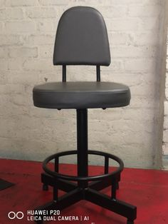 Heavy duty frames guaranteed to carry 100 kg every day. Strong heavy duty thread to adjust height of bar chair. Choose your own colours on frames and seating when you place your order. Bar Chairs, Frames, Commercial, Strong, Colours, House, Furniture, Home Decor, Bar Stool Chairs