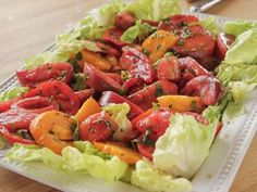 Get Missy's Marinated Tomatoes Recipe from Food Network
