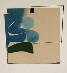 """victor pasmore   """"Points of Contact No. 8', 1966 © Tate"""