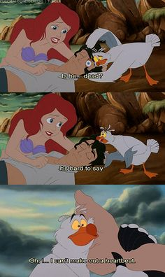 The Little Mermaid :)