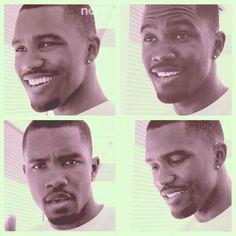 Look at his smile *sigh* #FrankOcean