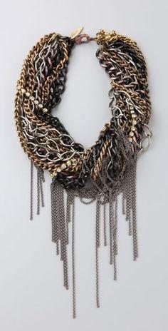 Fallon Jewelry Slater Mixed Choker
