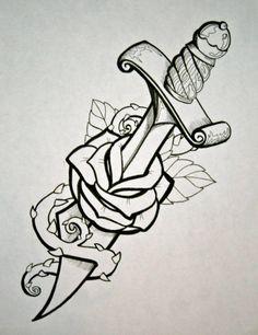 Sketches of Tattoos for Your Вody - BeatTattoo.com