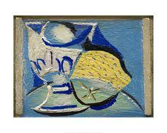 Pablo Picasso - Lemon (Le citron)