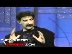 Frank Zappa Exposing the illuminati