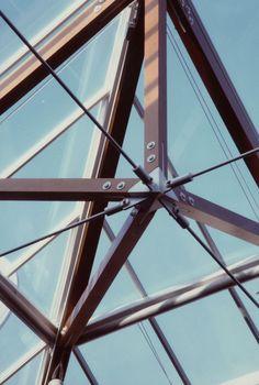Foster Wilson Architects | St Paul's Atrium