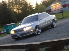 1991 LS400 with rims