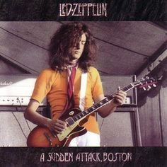 Led Zeppelin - A Sudden Attack Boston (2CD) - Live at Boston Tea Party. Boston. Ma Jan 26, 1969