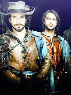The Musketeers S2...thank you BBC