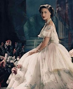 Princess Margaret photographed by Cecil Beaton, 1949