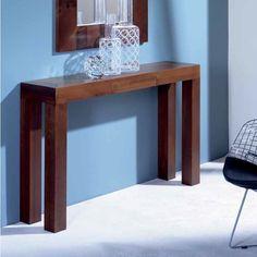 CONSOLA COLONIAL ORLANDO CON 1 CAJON - Demarques.es Home Room Design, Interior Design Living Room, Living Room Decor, Bedroom Decor, Entrance Table, Entry Tables, Unique Furniture, Furniture Decor, Decoration Entree