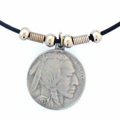 Native American Indian Inspired Indian Head Nickle Necklace Pendant Women's Men's Jewelry V.S. Pendants and Necklaces. $15.99. Native American Indian Inspired Indian Head Nickle Necklace Pendant Women's Men's Jewelry