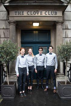「ビームスプラス(BEAMS PLUS)」が、英国・ロンドンのレストラン&バー「ザ クローブ クラブ(THE CLOVE…