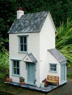 Pebble Cottage dollhouse