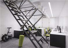 KRION® Blog – Porcelanosa Solid Surface » KRION® en la reforma integral de las oficinas de Ortiz Leon Arquitectos