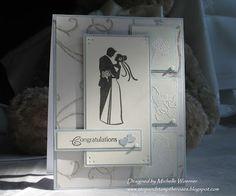 A simple wedding card