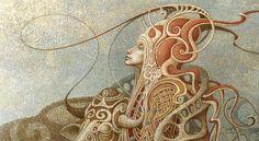 Boris Indrikov's art