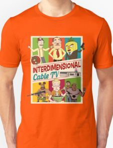 Interdimensional Cable TV T-Shirt