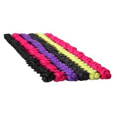 Goody Athletique Headwraps - No slip Silicone braided. wow so cute and functional