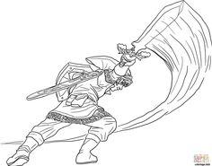 83 Meilleures Images Du Tableau Coloriage Zelda Adult Coloring