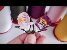 Crochet Easy Motif Granny Square - My Recommendations Crochet Home, Easy Crochet, Free Crochet, Anastasia, Tambour Embroidery, Hand Embroidery, Crochet Flower Patterns, Crochet Flowers, Spring Nail Art