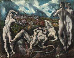 Laocoonte El Greco