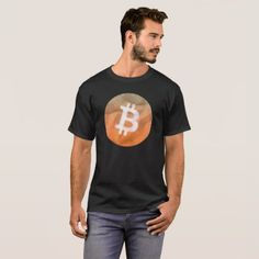 Bitcoin Logo Symbol Cryptocurrency Crypto T-Shirt - diy cyo customize create your own #personalize