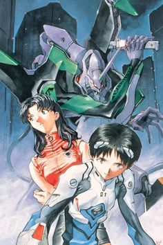 evangelion death and rebirth vf torrent office