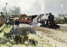 Item no longer available - John Robertson Fine Paintings