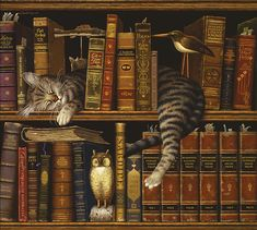 Frederick the Literate By Charles Wysocki - Probably the best investment we ever made in Limited Edition Prints. - Before his death it was selling for 3500-4000