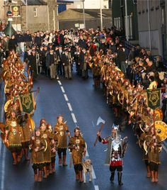 Jarl Squads | Up Helly Aa Festival