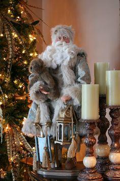 Order - Old World St. Nicks   Handmade original and reproduction Santa Dolls & Christmas Decor