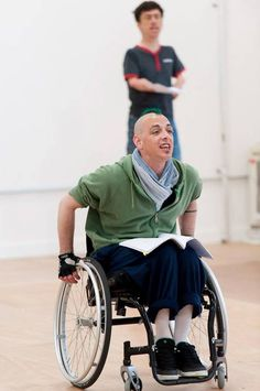 Disabled dancer returns to the stage in provocative new play - News - Theatre & Dance - The Independent