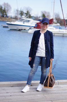 Nanne: Sporty Sailor