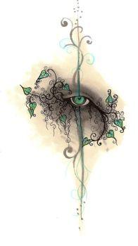 The eye by cartoonist666 on DeviantArt
