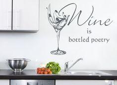 25 best kitchen wall art stickers from smarty walls http www