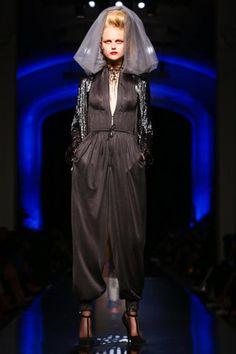Jean Paul Gaultier Couture Fall Winter 2014 Paris - NOWFASHION